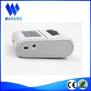 Buy cheap Bluetooth Mini 58mm Handheld Mobile Thermal Printer Full Power 90mm / S product
