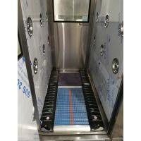 Quality Easy Using Cleanroom Sole Cleaning , Shoe Cleaner Machine With Sensor for sale