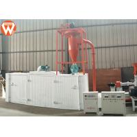 Buy cheap Stainless Steel Floating Feed Drying Machine Fast Speed 3200*1100*1550mm product
