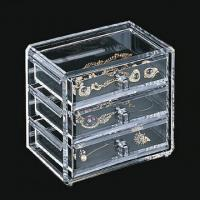 Buy cheap 2mm / 3mm Acrylic Jewelry Display Case for Necklace ,Bracelet product