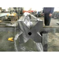 Buy cheap 42CrMo Materials Bending Matrix Die , V Shape , More Durable Wear - Resistant 3100x100x100 mm product