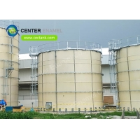Buy cheap Glass Fused To Steel Farm Biogas Tanks For Steel Bolted Tank For Biogas Anaerobic Digestion Of Cow Farm product