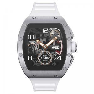 Buy cheap Zinc Alloy Shell TPU Band NRF52832 Female Smart Watch product