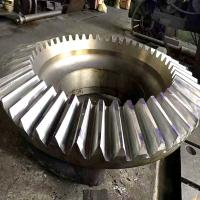 Buy cheap High quality with Customized high mechinanical transmission bevel gear manufacturer product