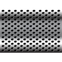 Buy cheap Diamond 3mm 2mm Perforated Anodized Aluminum PanelsISO9001-2008 Standard product