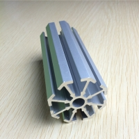 Buy cheap Mill Finish 6063 6061 6082 Exhibition Display Aluminum Profiles product