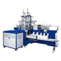 Buy cheap SLB-400 10kw Rated Power Automatic Paper Container Making Machine For Multi from wholesalers