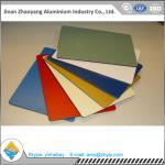 Buy cheap RAL Color Coated Aluminium Alloy Sheet product