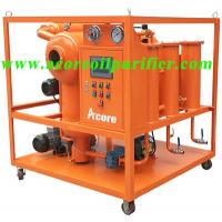 Buy cheap Vacuum Transformer Oil Filteration Machine Manufacturer,Oil Treatment Plant Company product