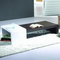 Buy cheap Functional Coffee Table with MDF and High-glossy Painting and Hardware from wholesalers