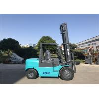 Buy cheap 4000 Kg Diesel Forklift Truck , FD40 Diesel Powered Forklift With CE / ISO Certification product
