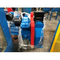 Blue Butt Welding Machine For Intermediate / Rod Breakdown Machine