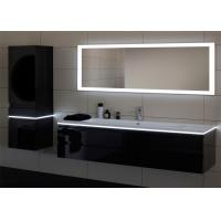Buy cheap Modern Waterproof Illuminated Bathroom Mirrors Wide Operating Temperatures product