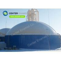 Buy cheap Glass Fused To Steel Liquid Storage Tanks For Industrial Wastewater Treatment Project product