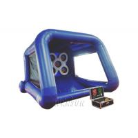 Buy cheap Popular Inflatable Shooting Gallery IPS Light System Interactive Game,Inflatable from wholesalers