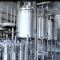 Buy cheap 1000litre 600litre 500 litre stainless steel tank used in any liquid-liquid,liquid-solid product product