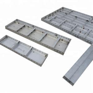 Buy cheap 6061 T6 6M 2MM Building Aluminum Formwork Profiles product