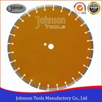 Buy cheap Fast Cutting General Purpose Saw Blades For Cutting Construction Materials 400mm product