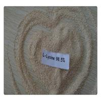Quality chicken feed lysine 98.5% for sale