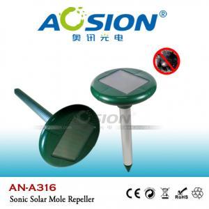 Buy cheap Garden Solar Mole Repeller product