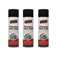 Buy cheap ROHS Certificate Tyre Foam Spray Non Toxic For Dirt And Gum APK-8307 from wholesalers
