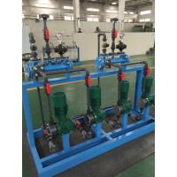 Quality Sodium Hypochlorite Chemical Dosing Pump For Hazardous Chemicals Liquid for sale