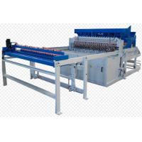 Buy cheap Semi-Automatic Welded Wire Mesh Fencing panel Machine 50*50 Mm-200*200 Mm Mesh Size product