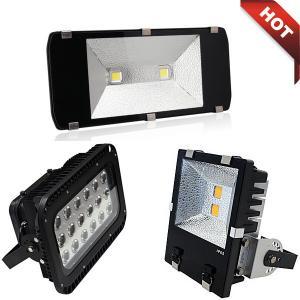 Quality 10W - 200W LED Flood Light AC100 - 240V / 50-60HZ For Stadium Lighting for sale