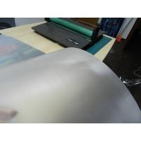 Buy cheap Big size cylinder lenticular sheet lens for Inkjet Printing 3D lenticular billboard printing and large size 3d print product