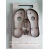 Buy cheap Slipper sole steel cutting dies, slipper sole plywood steel rule dies factory from wholesalers