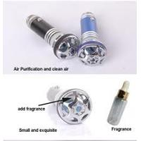 Buy cheap 2,300,000 pcs/cm3 Business Gift A-alloy Artificial Car Aroma Diffuser for Car, home product