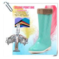 Buy cheap Sturdy Steel Boots Mold Customized Colorful 25 - 49 Size Range product