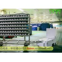 Buy cheap One Way Tugger AGV, Rail Guided Vehicle500Kg/1000kg Loading For Cold Sorting Center product