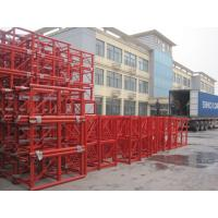 Buy cheap Mast Building Construction Material Lifting Hoist Parts Customized Color  Painting product