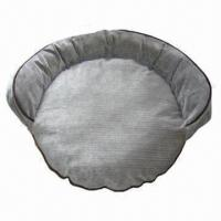 Buy cheap Big Bolster Dog Bed, Designed for Older Pet Who Needs Little More Support and Comfort product