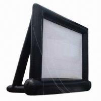 Buy cheap Inflatable Movie Screen/Display Panel product