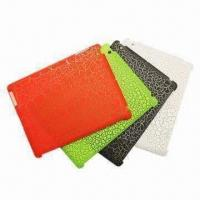 Buy cheap Popular/Fashionable PC Case for iPad 3, with Crack Finish, Customized Colors are Accepted product