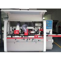 Buy cheap Four Shaft Four Side Moulder Feeding Speed 36 M / Min For Wood Moulding product