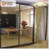 Buy cheap Australia Anti Noise Aluminium Sliding Glass Doors System Customized Size product