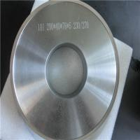 Buy cheap 1A1 200*40*76*10 Metal bond diamond superhard material grinding wheel can be customized to process magnetic materials product