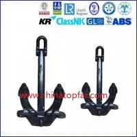 Buy cheap Hall anchor,bow anchor,marine stockless anchor, Type A B C hall anchor product