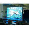 Quality High Contrast P10 Indoor Flexible LED Display Super Light Easy Transport for sale