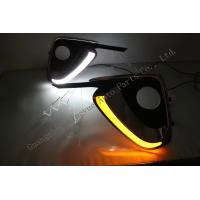 Buy cheap ABS Material Toyota Fortuner Parts , Front / Rear LED Daytime Fog Lamp from wholesalers