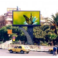 Buy cheap High Definition P20mm Outdoor Advertising LED Display / Outdoor Screens product