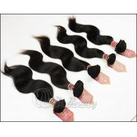 Buy cheap Body And Deep Wave Brazilian Remy Human Hair Extensions Unprecessed Grade 5A product