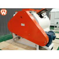 Buy cheap Durable Poultry Feed Mixer Machine No Material Segregation With SKF Bearing 250 KG/P product