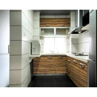 Buy cheap Modern MDF Kitchen Cabinet with ISO, and CE product
