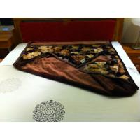 Buy cheap Breathable Single Bed Blankets With 100% Polyester , Sigle Printed Blankets product