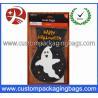 Buy cheap Custom Biodegradable Plastic Treat Bags DIY Halloween Trick Or Treat For Boys product