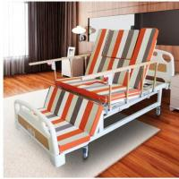 Buy cheap Handicapped Manual Adjustable Bed With Toilet Multi Functions MD-E23 product